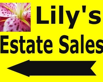 SUPER Full Sale of Furniture, Antiques, and Decor at Lily's!!!