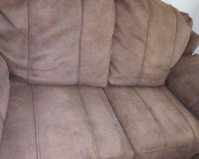 Nice clean sofa
