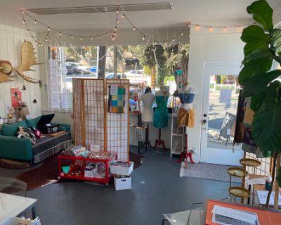 Creative Studio with Views in Historic Art + Design District, Sierra Madre, CA
