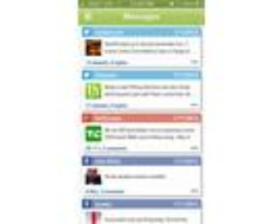 News Feed App Company for Sale in Fort Worth, United States