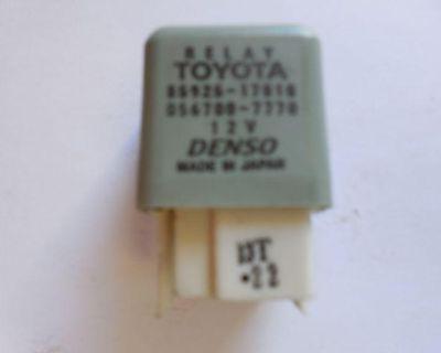 1991-1994 Toyota Celica Cooling Blower Fan Relay. 90987-02006. Yota Yard.