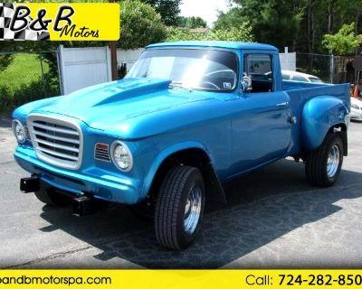 1963 Studebaker Champ