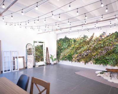 DTLA Boho 1 Ivy Wall Studio with Mirrors, Los Angeles, CA