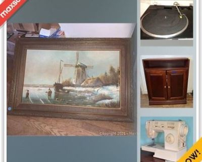 Falls Church Estate Sale Online Auction - Celadon Lane