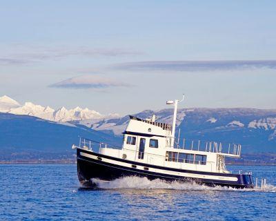"""2021 45'6"""" Nordic Tugs 44"""
