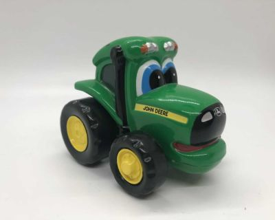John Deere Collectible Die Cast Car approx 3 Good Condition