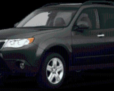 2010 Subaru Forester 2.5X Limited