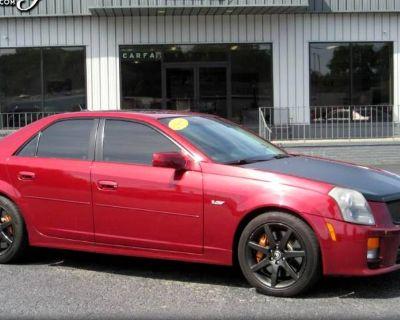 2006 Cadillac CTS-V Standard