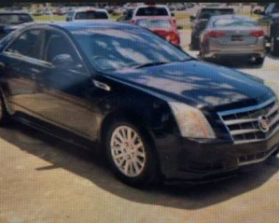 2010 Cadillac CTS Standard