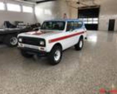 1980 International Harvester Scout II 304 V8