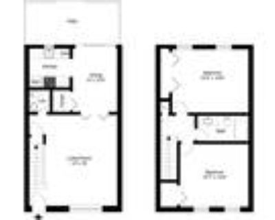 Georgetown Apartments - 2 Bedroom, 1.5 Bath Townhouse