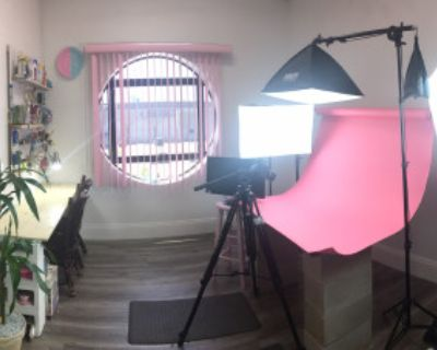 Stop Motion / Photography Studio Space with Animation Table and Lights, Los Angeles, CA