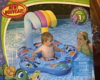 Rainbow star ring float LEVEL 1 NEW UNOPENED package