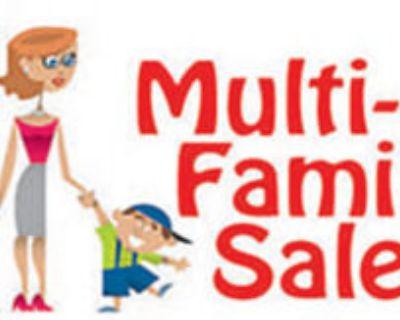Brighton Village Community Association Annual Community Yard Sale. Sat &