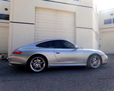 2004 Porsche 911 2dr Cpe 40th Ann Carrera 6-Spd Man