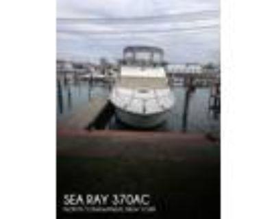 37 foot Sea Ray 370AC