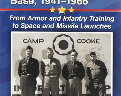 NEW - Camp Cooke and Vandenberg Air Force Base