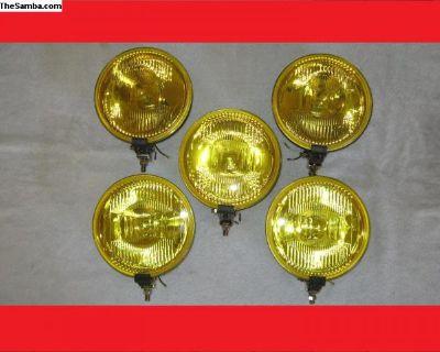 "7"" AMBER 100 watt Offroad lights"