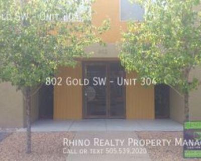 802 Gold Ave Sw #304, Albuquerque, NM 87102 2 Bedroom Apartment