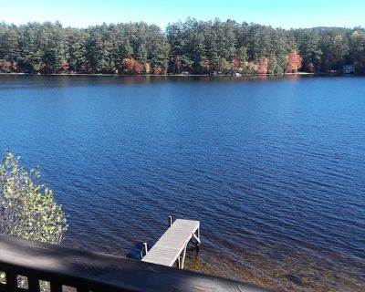 Peaceful Waterfront Cottage W/Breathtaking Views,10 Min From Keene N.Hampshire - Winchester