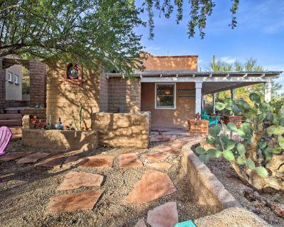 'Esperanza' - Quaint Tucson Home w/Hot Tub & Patio - Tucson