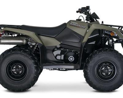 2021 Suzuki KingQuad 400ASi ATV Utility Little Rock, AR