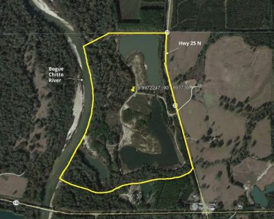 152 Acres - Warnerton, LA