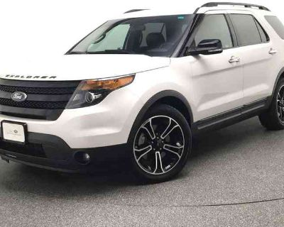 2013 Ford Explorer Sport 4WD w/ 3rd Row Seat
