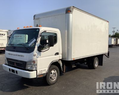 2005 Mitsubishi Fuso 4x2 COE Cargo Truck