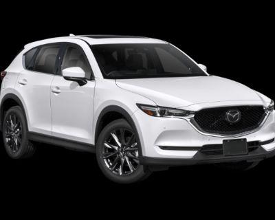 New 2021 Mazda CX-5 Signature AWD 4D Sport Utility