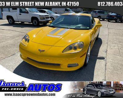 Used 2005 Chevrolet Corvette 2dr Cpe