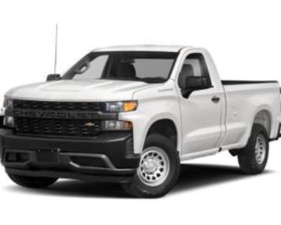 2020 Chevrolet Silverado 1500 WT Regular Cab Long Bed 2WD