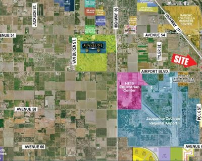 22.63 AC Commercial or Industrial Land