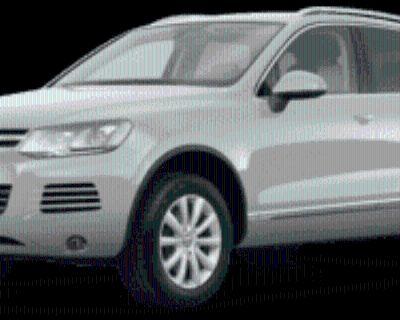 2011 Volkswagen Touareg VR6 Lux