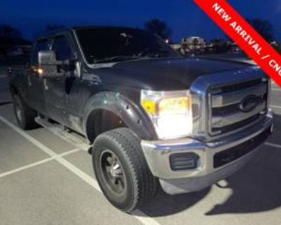"2012 Ford Super Duty F-250 XLT Crew Cab 156"" 4WD"