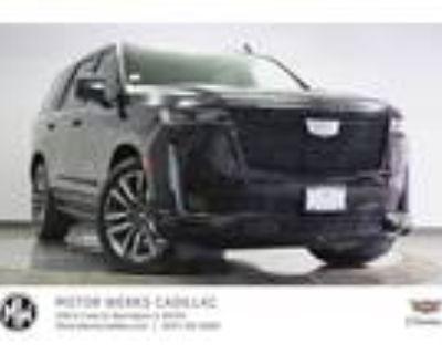 2021 Cadillac Escalade Sport PLATINUM & NIGHT VISION