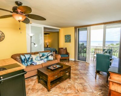 Stunning Gulf Front Condo in Paradise! - South Island