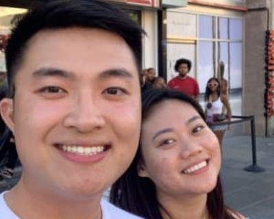 Tran Duong & Anh, 21 & 24 years, - Looking in: Corona Riverside County CA