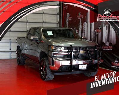 """2019 Chevrolet Silverado 1500 4WD Crew Cab 147"""" LT"""