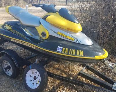2000 Sea-Doo XP jet ski