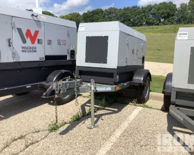 Wacker Neuson G15 14kW Mobile Gen Set