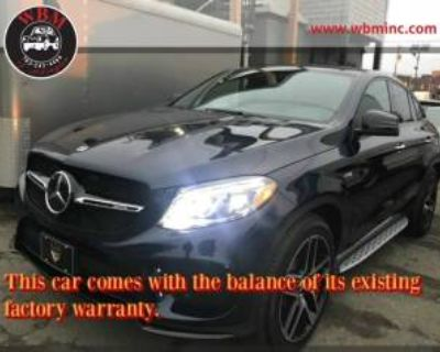 2018 Mercedes-Benz GLE GLE 43 AMG 4MATIC Coupe