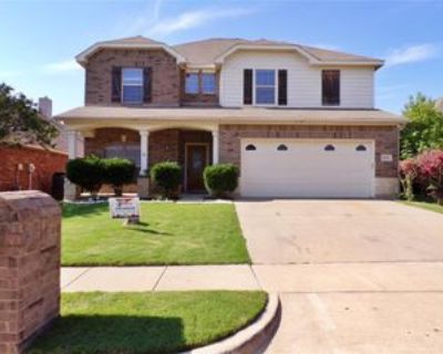 4613 Indian Rock Dr, Fort Worth, TX 76244 4 Bedroom Apartment