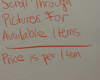 Medium tank tops - scroll through pictures!