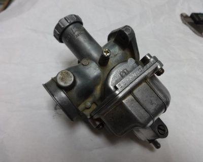 Honda Twinstar 185/200 Carb Or Carburetor Keihin Pd 55aaub