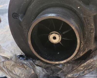 GTB2260VK CHRA and Accelerator pedal