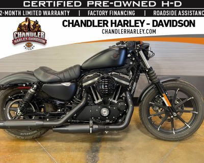 Certified Pre-Owned 2019 Harley-Davidson Iron 883 Sportster XL883N