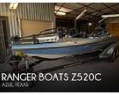 20 foot Ranger Boats Z520C