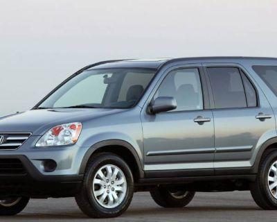 2005 Honda CR-V LX