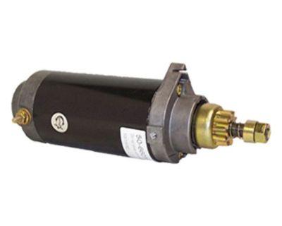 Nib Mercury 75-90hp L3 Starter Motor 10 Tooth Mes Mes S2063m